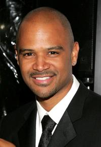 Dondre Whitfield at the premiere of