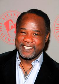 Isiah Whitlock, Jr. at the Atlantic Theater Company's 2009 Spring Gala.