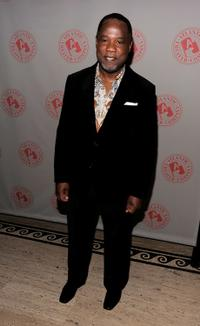 Isiah Whitlock, Jr. at the Atlantic Theater Company's 2010 Spring Gala.