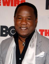 Isiah Whitlock, Jr. at the premiere of