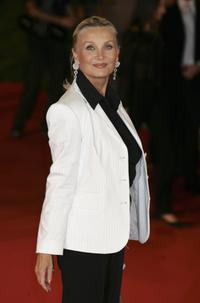 Barbara Bouchet at the Rome Film Festival premiere of