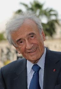 Elie Wiesel at the Gala Dinner Honouring Nobel Prize for Peace.