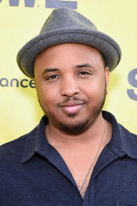 Justin Simien at the