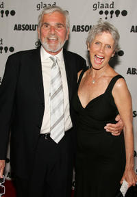 Alex Rocco and Shannon Wilcox at the 17th Annual GLAAD Media Awards.