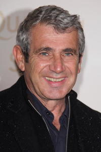 Michel Boujenah at the Paris premiere of
