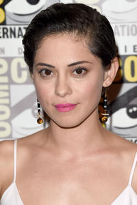 Rosa Salazar during Comic-Con International 2015 in San Diego.