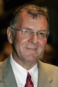 Tom Wilkinson at the London screening of