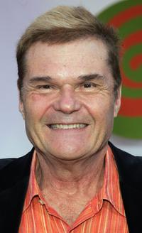 Fred Willard at the premiere for Disney Animated Feature