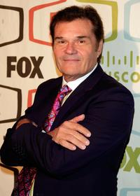 Fred Willard at the FOX Fall Eco-Casino Party.