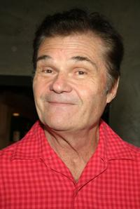 Fred Willard at the Shangri La Luncheon at AFM.