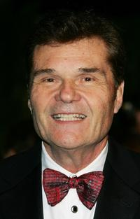 Fred Willard at the 2007 Vanity Fair Oscar Party.
