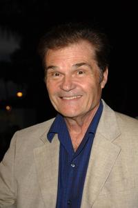 Fred Willard at the LA premiere of