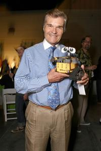 Fred Willard at the after party of the world premiere of