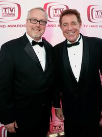 Larry Jonesand and Barry Williams at the 6th Annual TV Land Awards.