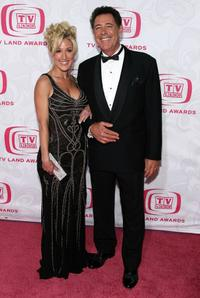 Barry Williams and Guest at the 5th Annual TV Land Awards.