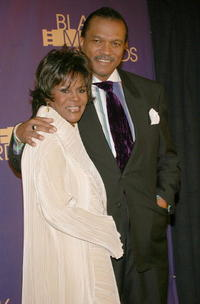 Cicely Tyson and Billy Dee Williams at the Film Life's 2006 Black Movie Awards.