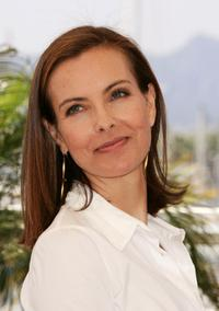 Carole Bouquet at the 58th International Cannes Film Festival photocall of