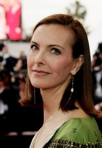 Carole Bouquet at the 58th International Cannes Film Festival premiere of