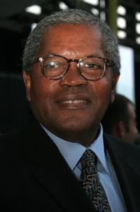 Clarence Williams III at the Hallmark Channel 2006 summer TCA party.