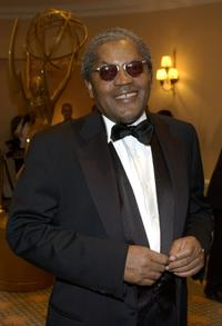 Clarence Williams III at the Academy of Television Arts and Sciences' 15th Annual Hall of Fame ceremony.