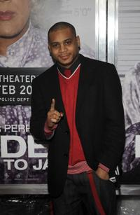 J.D. Williams at the screening of
