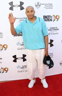 J.D. Williams at the BET Awards third Annual