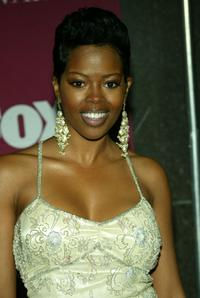 Malinda Williams at the 36th NAACP Image Awards.