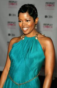 Malinda Williams at the 33rd Annual People's Choice Awards.