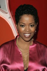 Malinda Williams at the NBC TCA Party.