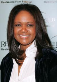 Tonya Lee Williams at the opening night gala screening of