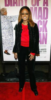 Tonya Lee Williams at the premiere of