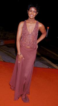 Tonya Lee Williams at the 32nd Annual NAACP Image Awards.