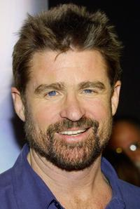 Treat Williams at The WB Network's 2002 Winter party.