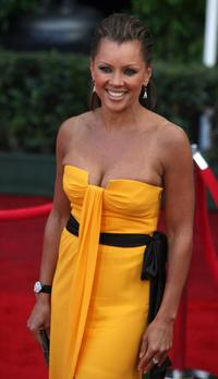 Vanessa L. Williams at the red carpet of the 14th Screen Actors Guild Awards.