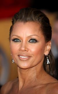 Vanessa L. Williams at the 14th annual Screen Actors Guild awards.