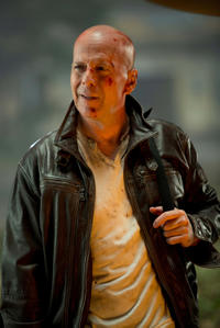 Bruce Willis as John McClane in