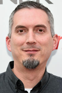 James Dashner at a screening