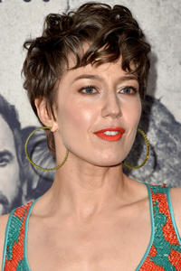 Carrie Coon at the premiere of