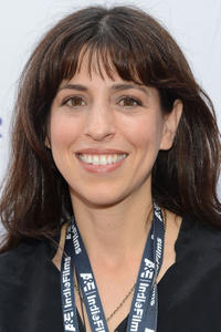 Jessica Goldberg at the screening of