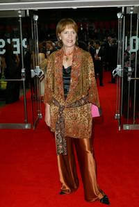 Penelope Wilton at the UK gala premiere of