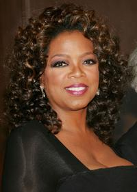 Oprah Winfrey at the Waldorf-Astoria for Humanity Award Dinner.