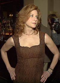 Debra Winger at a party of the IFC Films Release