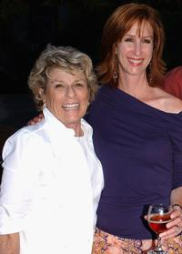 Margo Winkler and Jamie McGurk at the Big Picture: The Films of MGM/UA Reception Party.