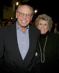Producer Irwin Winkler and Margo Winkler at the Los Angeles premiere of