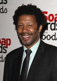 Brian Bovell at the Inside Soap Awards 2009 in England.