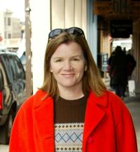 Mare Winningham at the 2003 Sundance Film Festival.