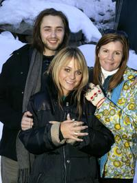 Mare Winningham, Taryn Manning and Vincent Kartheiser at the 2004 Sundance Film Festival.