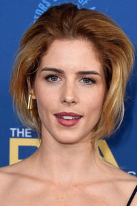 Emily Bett Rickards at the 71st annual Directors Guild of America Awards in Hollywood.