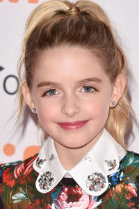 McKenna Grace at the