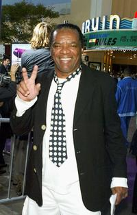 John Witherspoon at the world premiere of